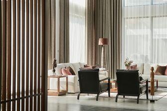 经济型120平米三室三厅中式风格客厅装修图片大全