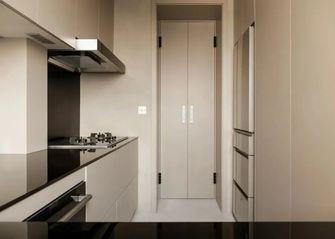经济型50平米一居室现代简约风格厨房装修案例
