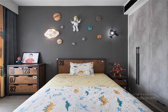 10-15万130平米三室两厅现代简约风格青少年房效果图