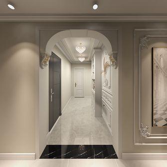 富裕型110平米一室一厅欧式风格玄关设计图