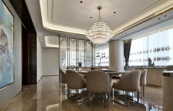 140平米四轻奢风格餐厅装修案例