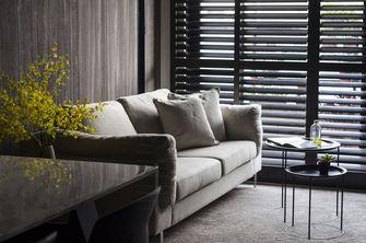 富裕型130平米四室一厅现代简约风格客厅装修效果图