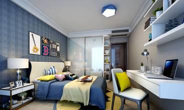 15-20万140平米三室两厅中式风格青少年房效果图