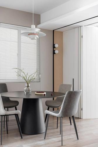 90平米日式风格餐厅装修效果图