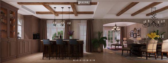 20万以上140平米别墅地中海风格厨房效果图