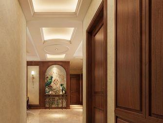 120平米三室两厅美式风格玄关效果图
