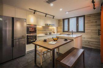 富裕型三室一厅现代简约风格厨房装修案例