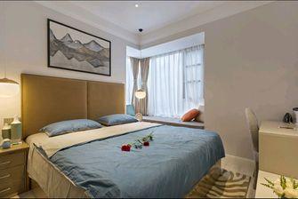 豪华型90平米欧式风格卧室装修案例