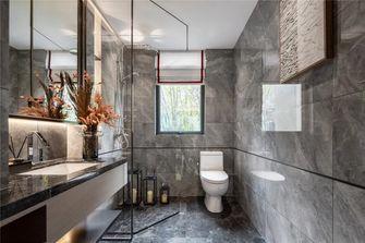 110平米三室两厅现代简约风格卫生间装修案例