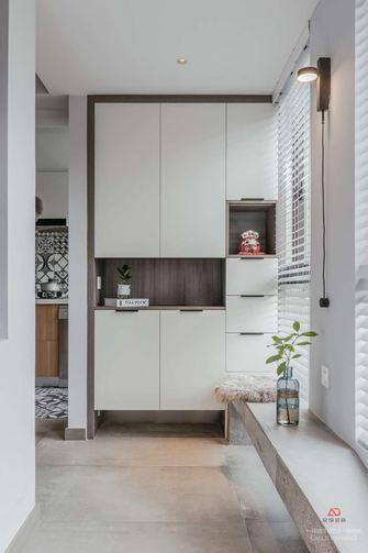 20万以上110平米四室两厅现代简约风格玄关设计图