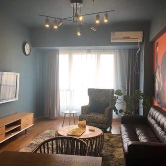 70平米公寓美式风格客厅图片大全