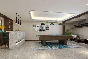 140平米别墅中式风格健身房装修效果图