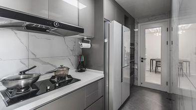 110平米四室一厅北欧风格厨房欣赏图