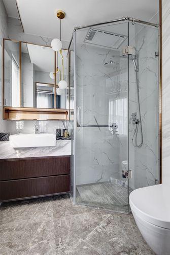 富裕型140平米三室两厅地中海风格卫生间装修图片大全