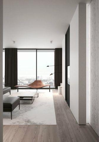 经济型50平米一居室现代简约风格客厅装修效果图