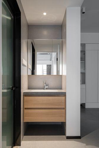 80平米现代简约风格卫生间欣赏图