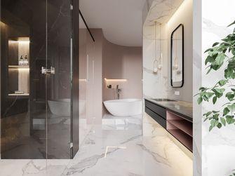 140平米三室两厅法式风格卫生间图