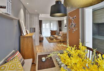 10-15万90平米三室两厅北欧风格餐厅装修图片大全
