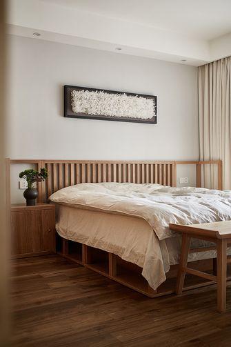 20万以上140平米复式日式风格卧室欣赏图