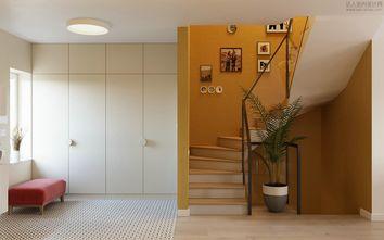 10-15万100平米三室一厅北欧风格玄关效果图