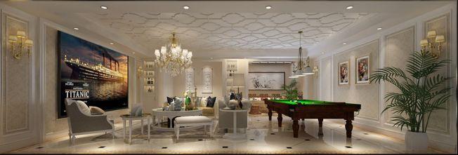 豪华型140平米别墅欧式风格健身房图片大全