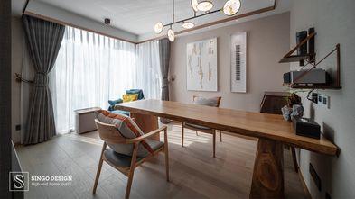 豪华型140平米三混搭风格书房设计图