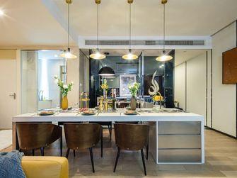 豪华型140平米四英伦风格餐厅装修效果图