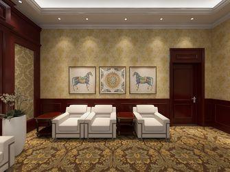 100平米公装风格客厅装修效果图