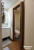 豪华型50平米公寓日式风格卫生间图