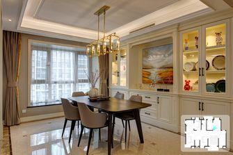 5-10万140平米四美式风格厨房图片大全