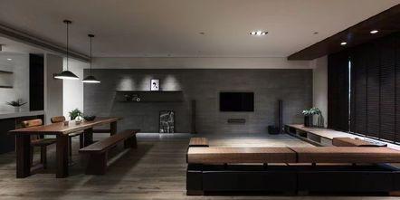 140平米三中式风格厨房装修案例