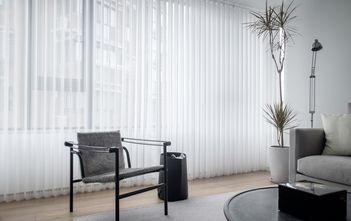 豪华型130平米三室一厅现代简约风格客厅图片大全