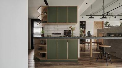 经济型30平米小户型工业风风格厨房图片