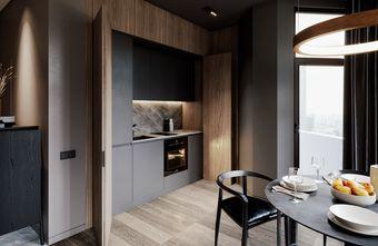 90平米公寓现代简约风格厨房装修效果图