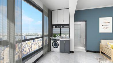 10-15万100平米三室两厅北欧风格阳台效果图