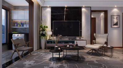 经济型120平米三室三厅港式风格客厅欣赏图