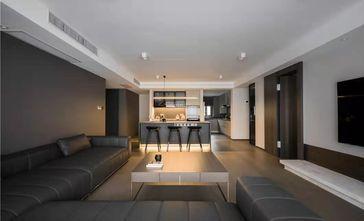 3万以下90平米现代简约风格客厅装修案例