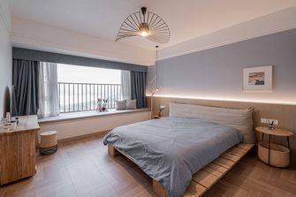 富裕型110平米四室两厅日式风格卧室欣赏图