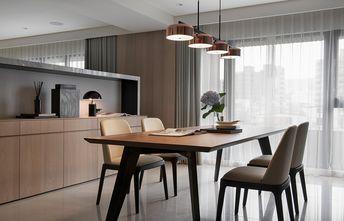 15-20万130平米三室两厅现代简约风格餐厅设计图