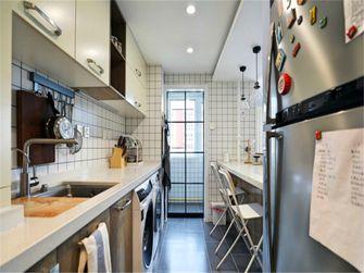 10-15万80平米北欧风格厨房效果图