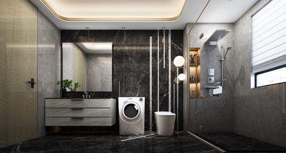 140平米别墅港式风格卫生间装修效果图