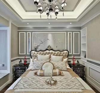 120平米四欧式风格卧室设计图