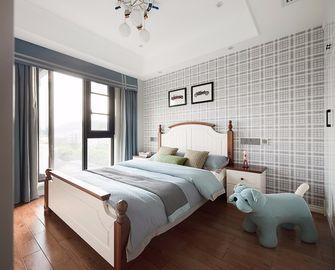 140平米别墅美式风格青少年房设计图