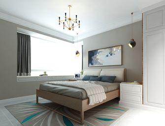 富裕型120平米三室两厅新古典风格卧室设计图