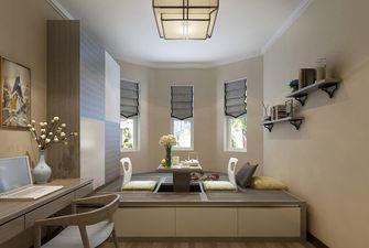 110平米三室一厅中式风格阳光房装修效果图