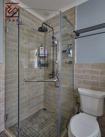 15-20万110平米三室两厅美式风格卫生间设计图