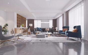 140平米别墅日式风格客厅装修图片大全