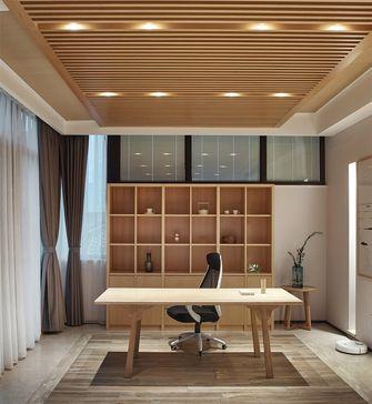 豪华型140平米别墅中式风格书房欣赏图
