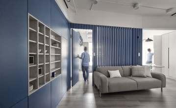 经济型70平米英伦风格客厅装修效果图