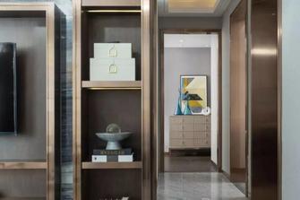 5-10万三轻奢风格走廊装修案例